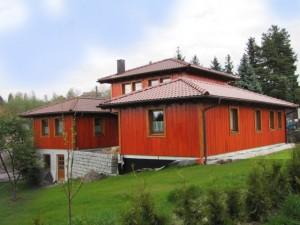 Holzhaus Innovativ
