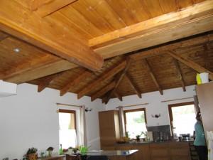 Holzhaus Innovativ innen